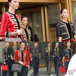 Mariacarla Boscono e Irina Shayk testimonial per Givenchy