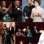 Il vestito di Michelle è un omaggio a Renzi