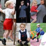 Un'infanzia in calzoncini per George