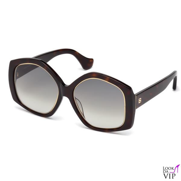 occhiali da sole Balenciaga