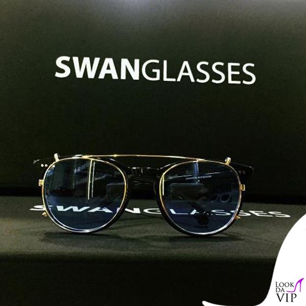 occhiali da sole Swan