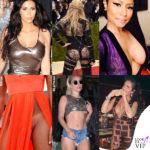 Star senza specchio: le peggio vestite del 2016