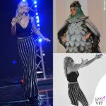 Ilary Blasi, la Iena vestita da piccione