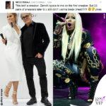 "Minaj contro Giuseppe Zanotti per la ""Nicki"""
