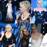 Tutti i look di Maria De Filippi a Sanremo 2017