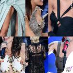 Dettagli piccanti per le belle di Sanremo 2017