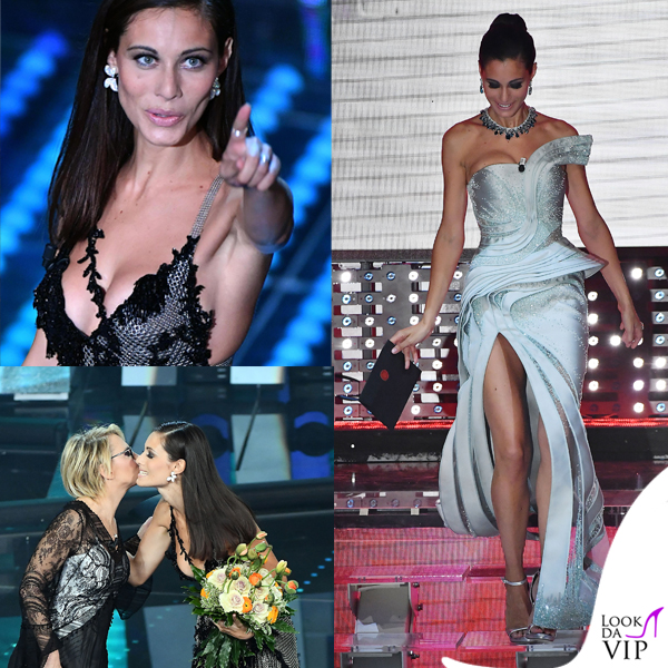 Sanremo 2017 Marica Pellegrinelli