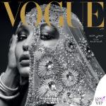 Gigi Hadid, star velata su Vogue Arabia