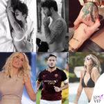 Blasi/Totti e le coppie vip con lo stesso tattoo