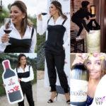 L'accessorio preferito di Eva Longoria? Il vino!