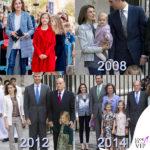 Letizia Ortiz: ogni Pasqua… in pantaloni