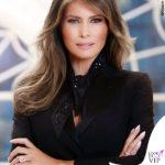 Melania Trump, perché non vesti americano?