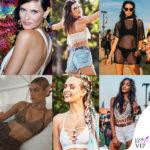 A Coachella le modelle… si spogliano