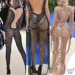 Bella, Kendall e Kylie porgono le terga al Met
