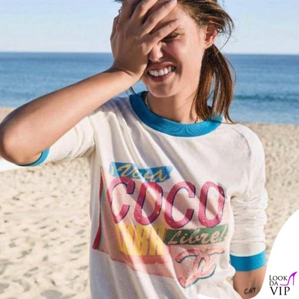 62a5a27f33 La tshirt da 750 euro che fa impazzire le star - lookdavip
