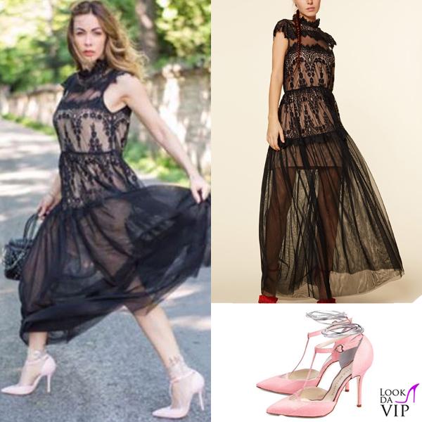 abito Aniye By, scarpe Francesca Bellavita, borsa La Carrie Bag