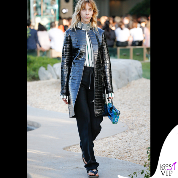 cappotto Louis Vuitton SS16