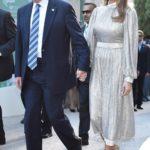 G7 Summit Taormina 2017 - Arrivi al Teatro Greco