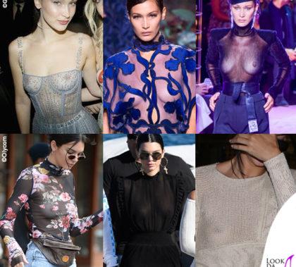 bella-hadid-kendall-jenner-topless-trasparenze-2