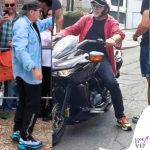 Vasco Rossi paladino della camminata sana