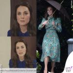 Kate ricompare in blu (ma è video vecchio)