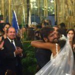Milano, Matrimonio Edoardo Stoppa Juliana Moreira, Palazzo Reale