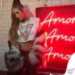 JLo nel video di Amor Amor Amor