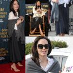 Angelina Jolie porta Falconeri a Hollywood