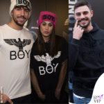 """Cecilia Rodriguez al Pitti con """"Boy"""" ed ex boy"""