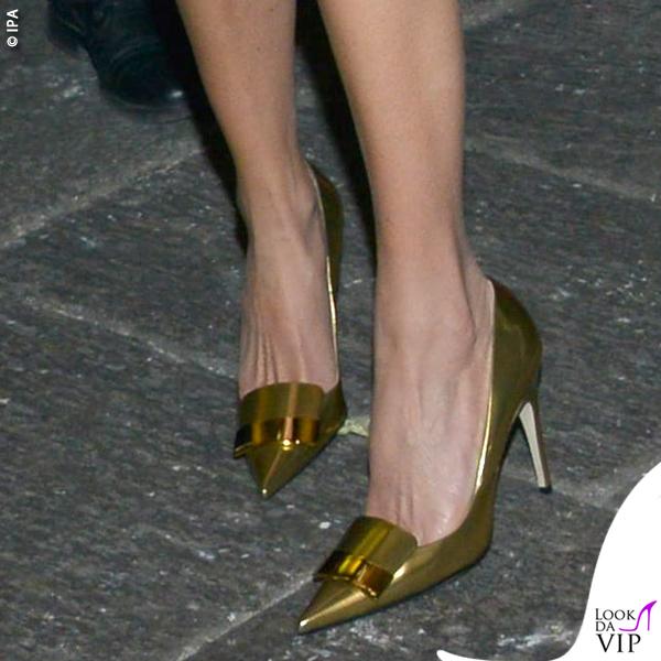 detailed look e4df2 8db84 rosa-fanti-scarpe-sergio-rossi - Look da Vip