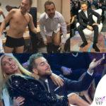 Bossari resta in mutande su Instagram