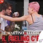 Stefano De Martino e Elodie Di Patrizi