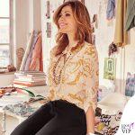 Vanessa Incontrada collezione Elena Miro