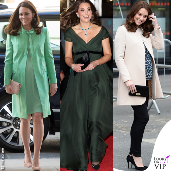 Kate Middleton vestiti premaman 2