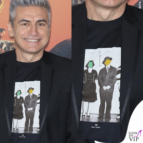 Ligabue t-shirt Pixie