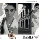 Nicoletta Romanoff testimonial Damiani Icon