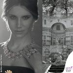 Nicoletta Romanoff testimonial Damiani Margherita