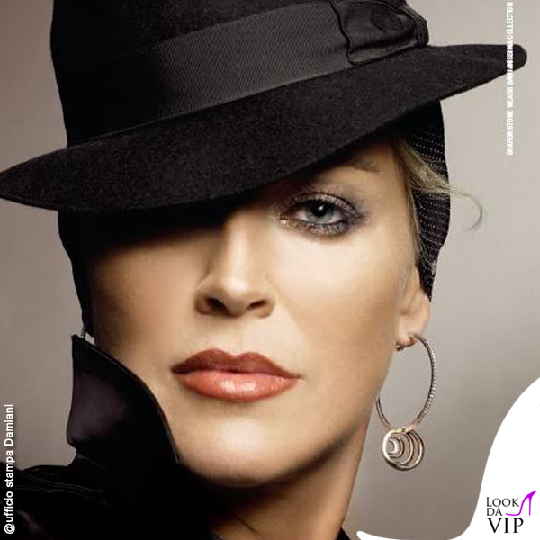 Sharon Stone testimonial Damiani Damianissima