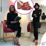 Cristina Parodi scarpe Pollini