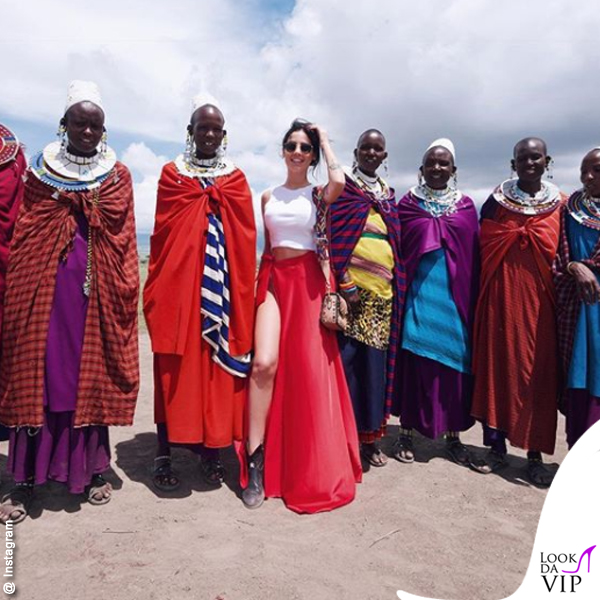 Giulia De Lellis outfit Sol Wears Women