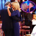 Al MCS il tenero bacio tra Gemma e Giorgio