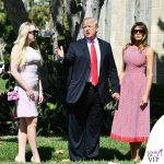 Tiffany Donald Melania Trump