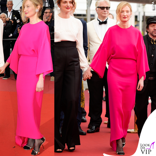 Alba Rohrwacher in Valentino Haute Couture