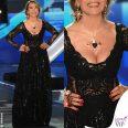 Barbara d'Urso Grande Fratello semifinale abito Le Piacentini 1