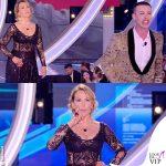 Barbara d'Urso Grande Fratello semifinale abito Le Piacentini