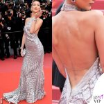 Bella Hadid Cannes 2018 abito Elie Saab