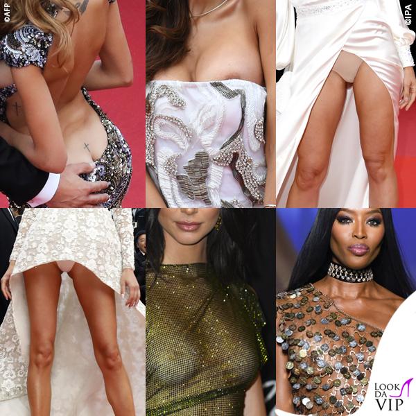 Cannes dettagli sexy