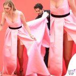 Chiara Ferragni Cannes 2018 abito Alberta Ferretti