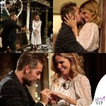 Daniele Bossari Filippa Lagerback proposta di matrimonio GF Vip 2017_11_27