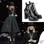 Diane Keato, scarpe Louis Vuitton